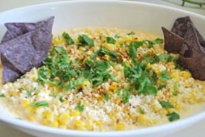 Elote Appetizer - Elote Cafe Sedona