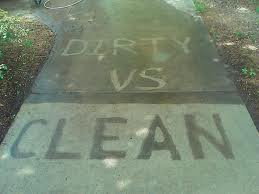 How do you define dirty?