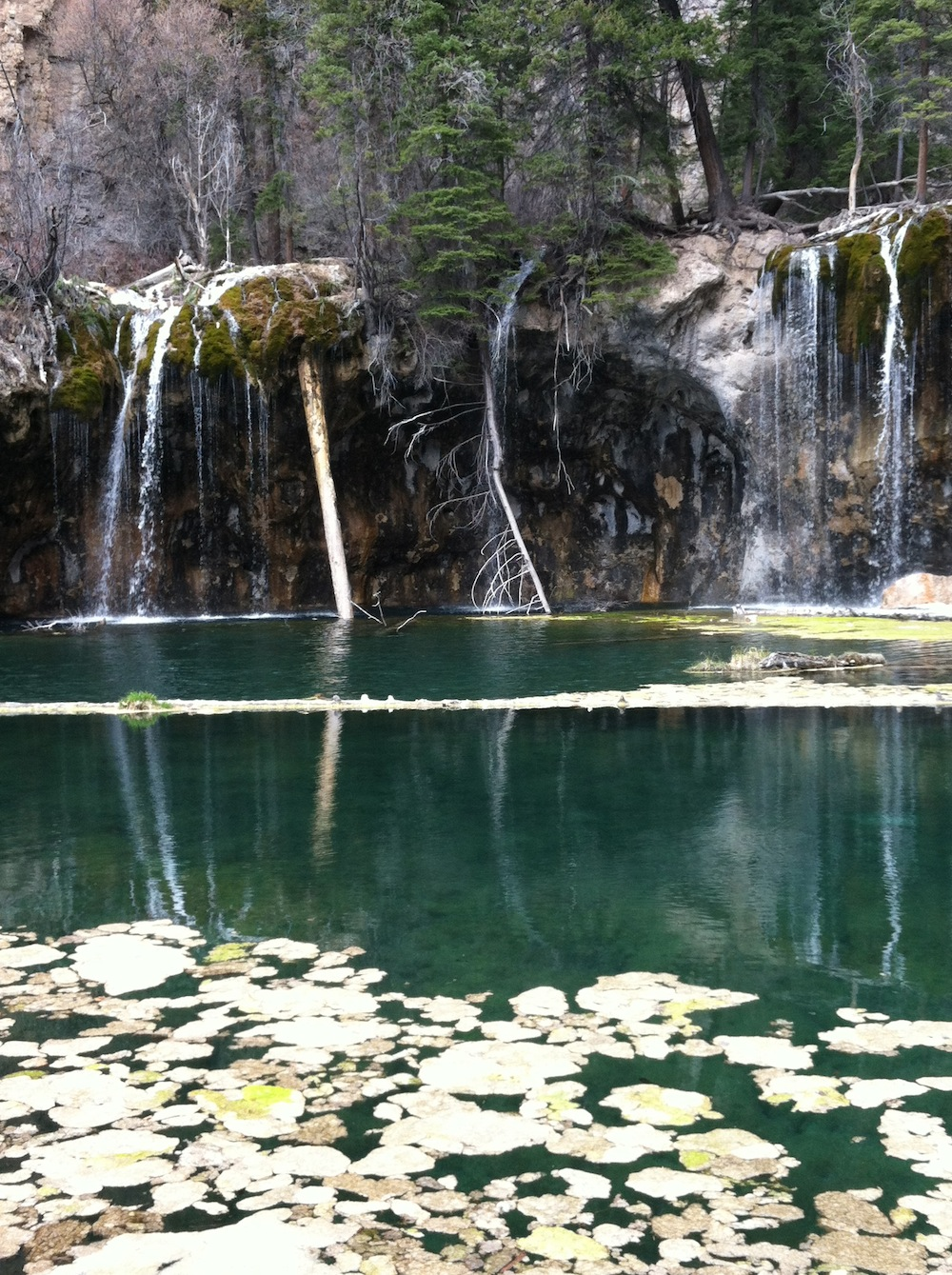Hanging Lake, Gorgeous Pain