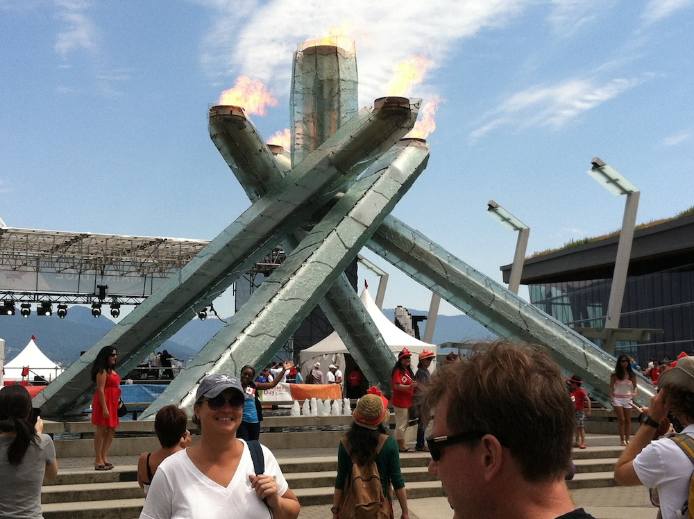 Olympic Torch 2010