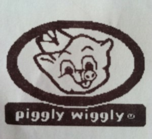 Why say grocery store, when you can say Piggly Wiggly?