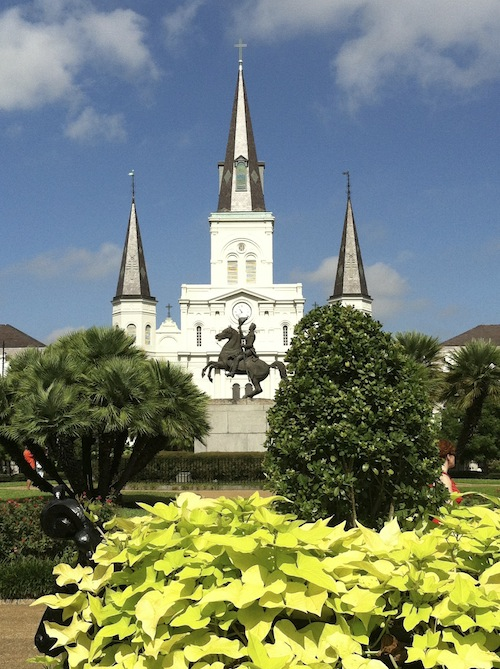 Jackson Square & Saint Louis Cathedral