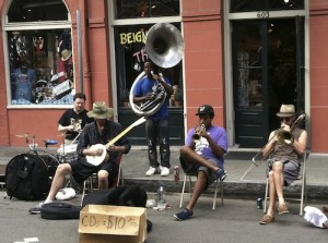 Pick up street band
