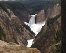 Yellowstone Water Falls – Photos